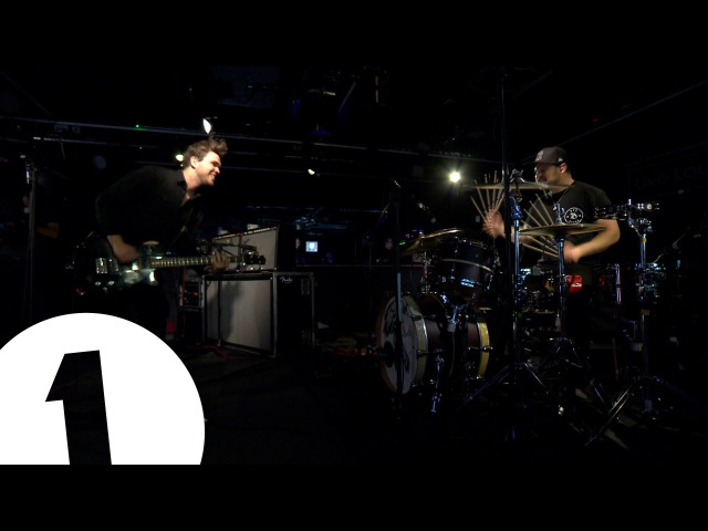 Royal Blood cover The Police s Roxanne in the Live Lounge