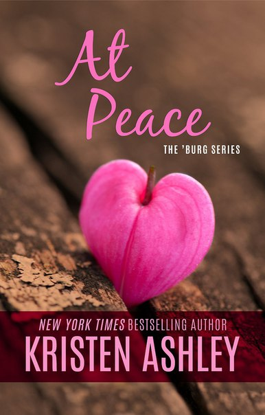 At Peace (The 'Burg #2)