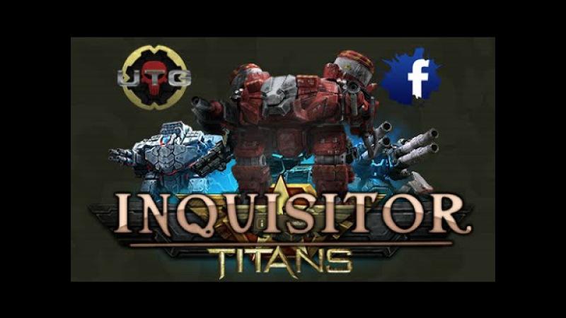 Titans OPERATION INQUISITOR Final Mission lvl 31 Attk sqd