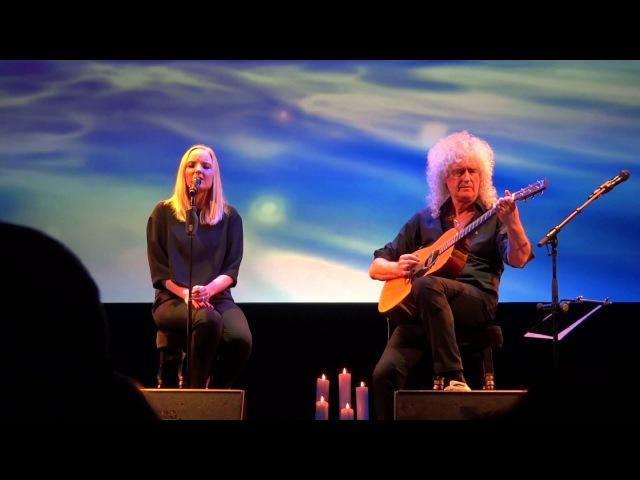 Brian May Kerry Ellis 05 03 2016 Zlín kompletní video ve full HD