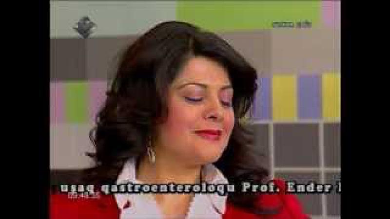 Beture Huseynova Buy buy Lider tv Seher cagi proqraminda