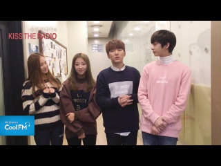[RAW|YT][] Monsta X @ SJ's Kiss the radio (Kihyun, Hyungwon)