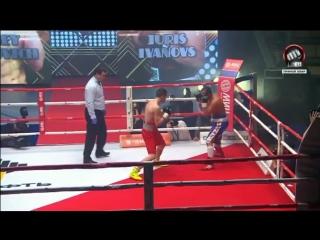 Sergey Lubkovich vs Juris Ivanovs (08-04-2016)