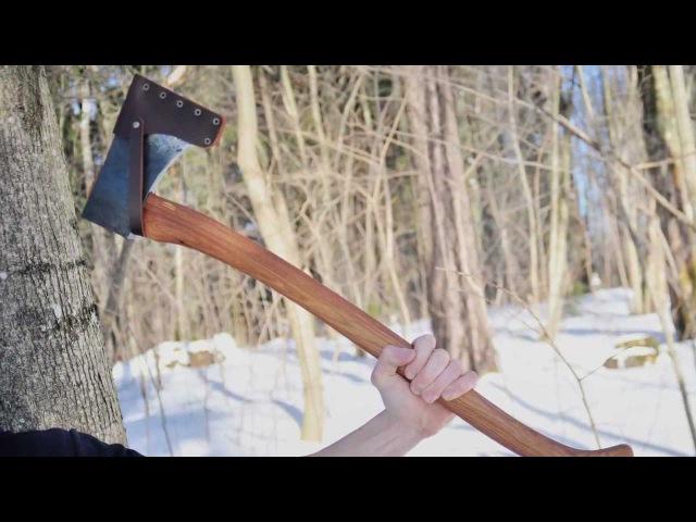 Traditional American Felling Axe by Northmen