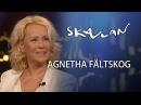 Agnetha Fältskog Interview English Subtitles ABBA SVT/NRK/Skavlan