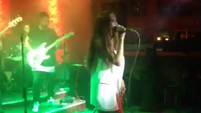 COVER BAND BRAINS ON HOLIDAYS BARBATIS 31 07 2016