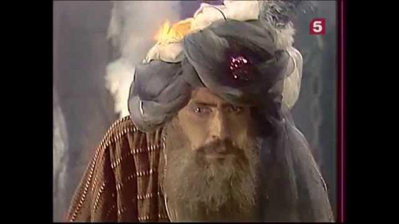 Оловянные кольца, 2 серия (заключ). Детский телеспектакль, ЛенТВ, 1983 г.