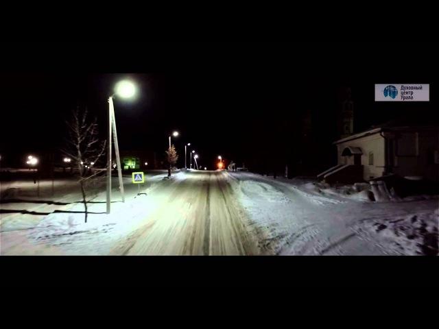 Уличное освещение светодиодными светильниками ECOLED г Верхотурье Свердловской области