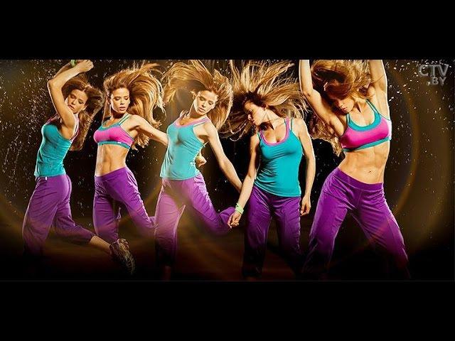 Зумба Фитнес Видео Уроки Танец Для Похудения.