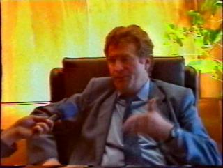 Владимир Жириновский - Программа 600 секунд. Александр Невзоров. (Август 1991 VHSRip