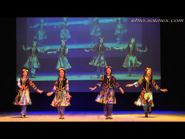 Ukraine Ethno Dance Festival Живая вода Узбекский танец Андижанская полька Чернигов