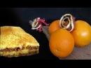 Portakal sütlü tatlısı Молочно апельсиновый десерт