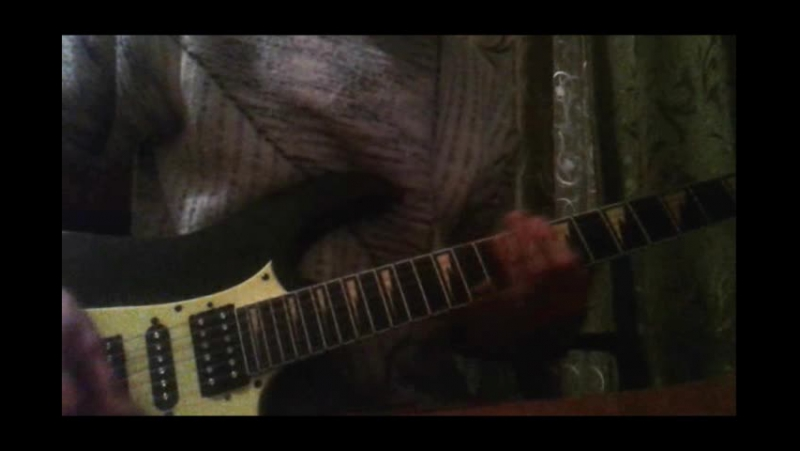 Skillet Monster Guitar cover by Vuren^^