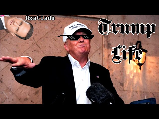 Donald Trump OPRIME repórter esquerdinha!