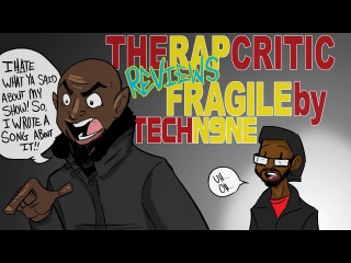 "Rap Critic: ""Fragile"" - Tech N9ne ft. Kendrick Lamar, ¡MAYDAY! & Kendall Morgan"