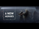 For Honor Trailer: Season Pass Post Launch (DLC)