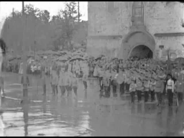 Мининские торжества 8 мая 1916 года в Нижнем Новгороде