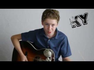 "Friday Night Live w/Ky Baldwin! #11 ""Castle on the Hill"" (Ed Sheeran)  HD"