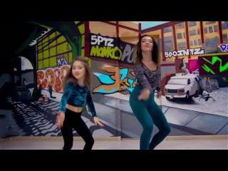 RICKY BLAZE FT. SEAN PAUL – LIKE THIS | Dancehall Choreography by AnnJara