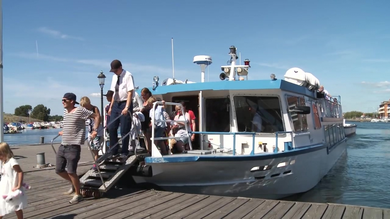 Visit Karlskrona - архипелаг Карлскруна и Kungsholms Форт