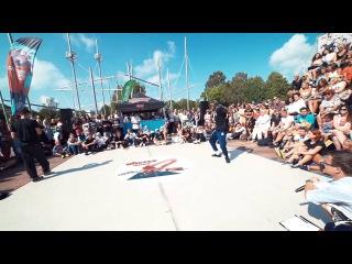 L'eto (Winner) vs Snu Dee | A Group Semi-Final | Ghetto Dance Ventspils 2016