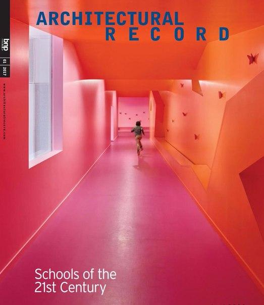 Architectural record 012017