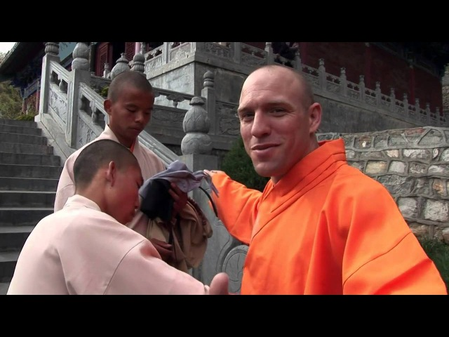 Документальный фильм Тайны боевых искусств ушу саньда Китай