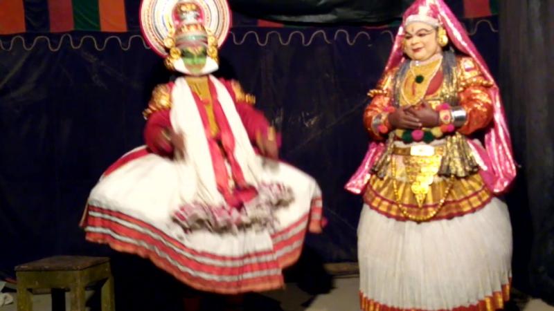 театр Катхакали