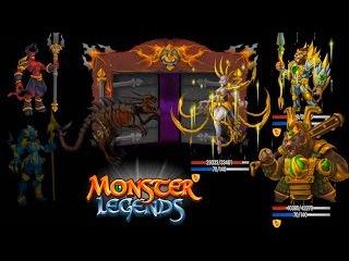 БЕЗ ПРАВА НА ОШИБКУ Monster Legends монстр леджендс