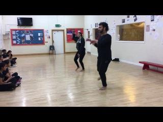 Karan Pangali | Deewani Mastani | Dance