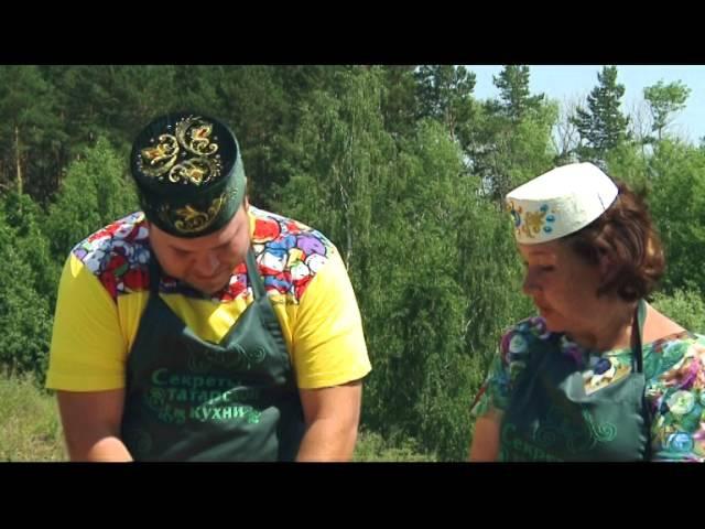 Гостим в Рыбной слободе и показываем как приготовить Хашламу на костре Секреты татарской кухни