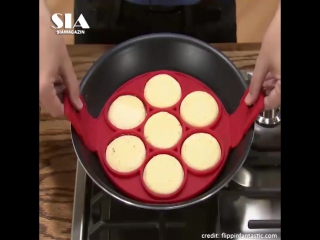 Cooking love  do you like #pancake never been easier...
