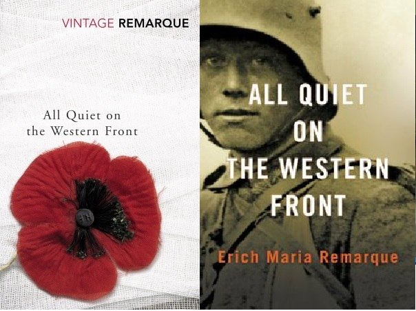 E M Remarque - All Quiet on the Western Front