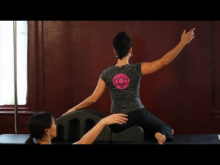 Upside-Down Pilates - Pilates Arc - Lesson 61 - Full 30 Minute Pilates Workout - HD