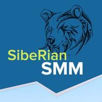 Логотип SibeRian SMM
