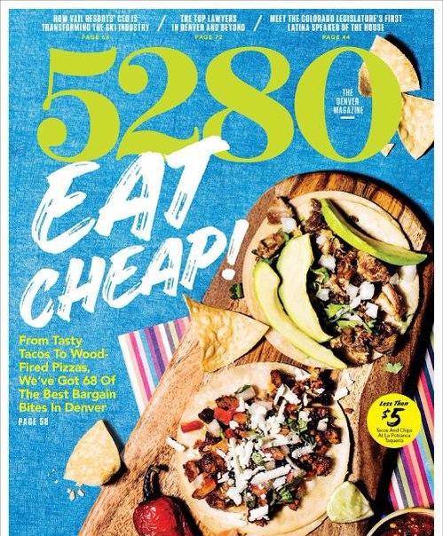 5280 Magazine - January 2017