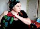 Українська хустка: стиль Нєсравнєнная Солоха_1