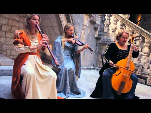 Plazarius ansambl za ranu glazbu ensemble for early music promo video