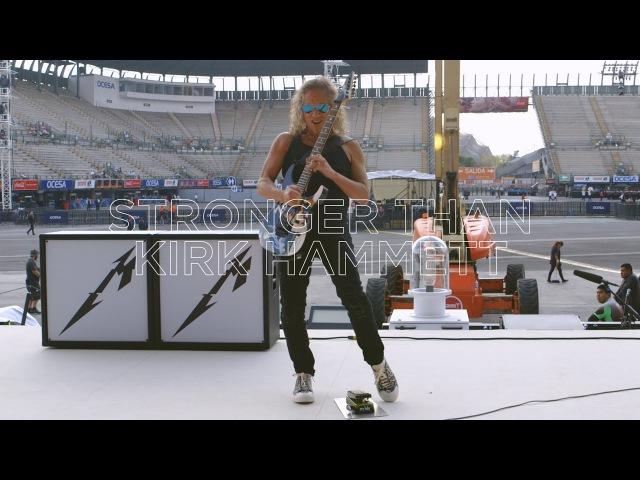 Ernie Ball Paradigm: Stronger Than Kirk Hammett