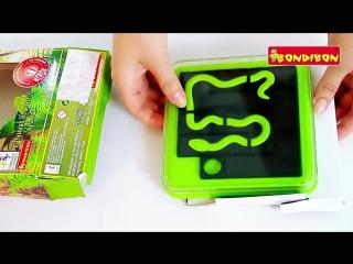 Логическая игра bondibon smart games анаконда