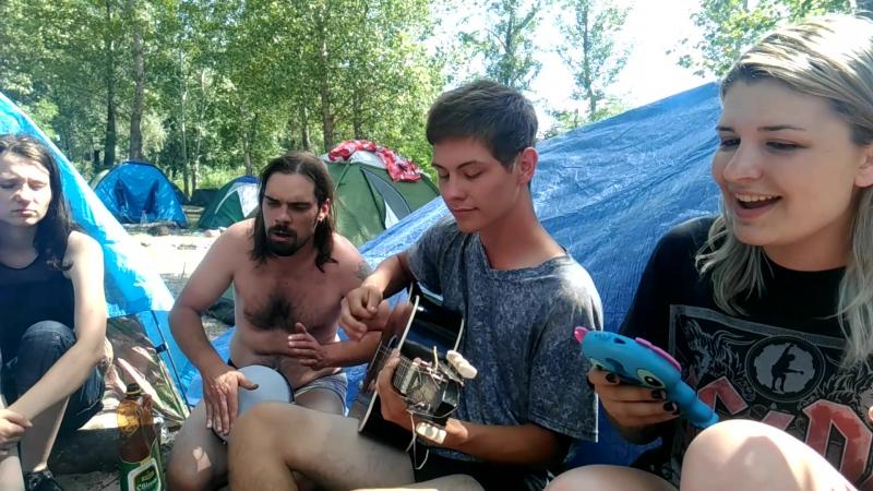 ГайдаФест. Travel Makers band