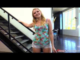 Melissa May -  Именинница спалила, как её бaтя втихаря трахает её молодую лучшую подругу 1080p