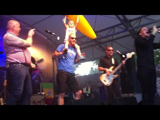 The Aggrolites - Banana (This is ska festival 2013)