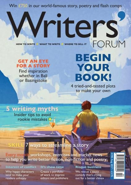 Writers Forum Issue 190 August 2017