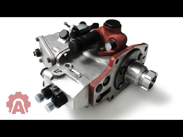 Паливний насос УТН рядний для тракторів Т 25 Т 16 двигун Д 21