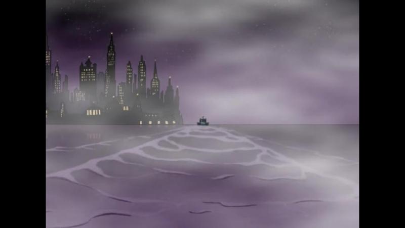 The Batman.Бэтмен 2004 2008 Сезон 4 Серия 10
