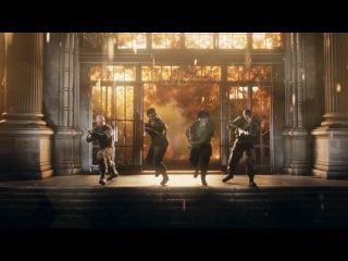 Raid: World War II - кинематографичный трейлер