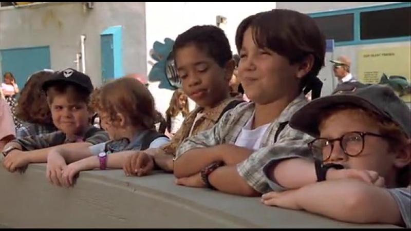 Хлопушка и Вонючки Slappy and the Stinkers 1998 США семейный комедия дети в кино