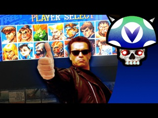 [Vinesauce] Joel - Japanese Street Fighter II Arcade Story