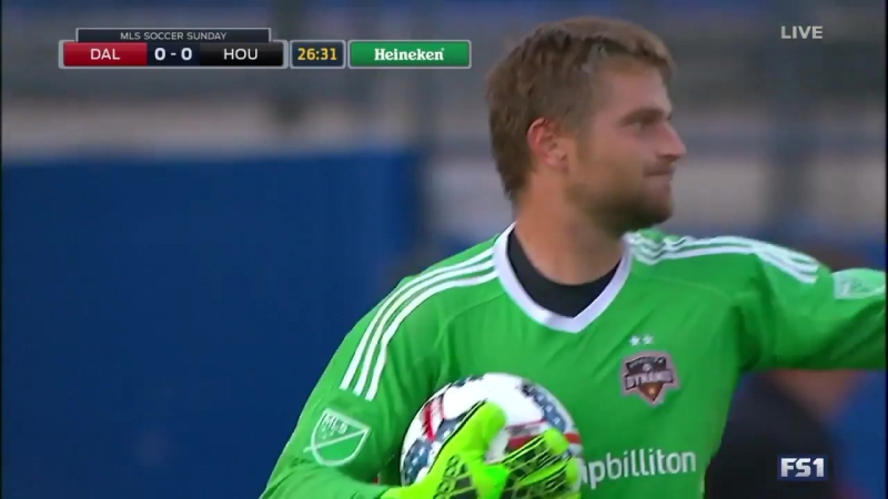 Save of the Week 13 nominee - Tyler Deric